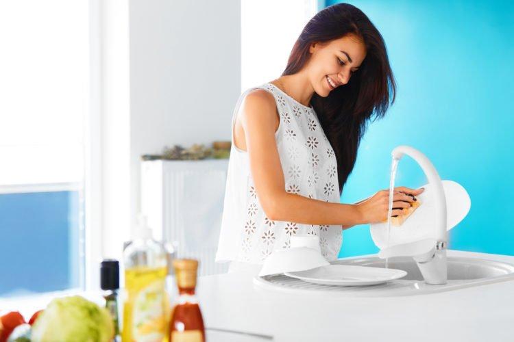 cách làm nước rửa chén