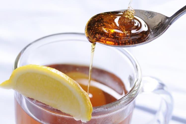 Trị ho khan bằng mật ong đơn giản và hiệu quả