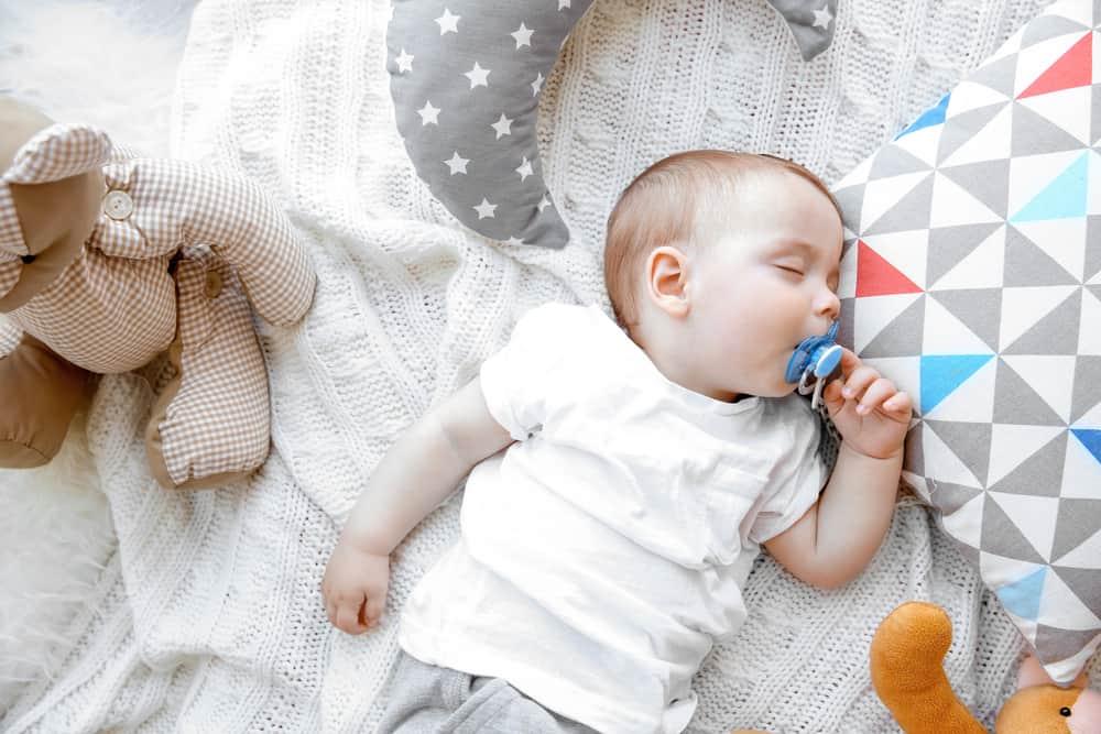 phòng ngừa rôm sảy cho trẻ sơ sinh