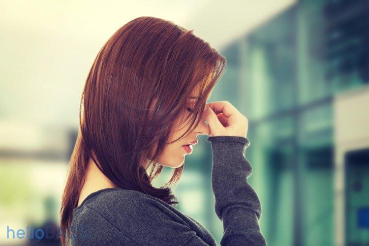 Nhận biết đau đầu do viêm xoang và cách giảm nhẹ