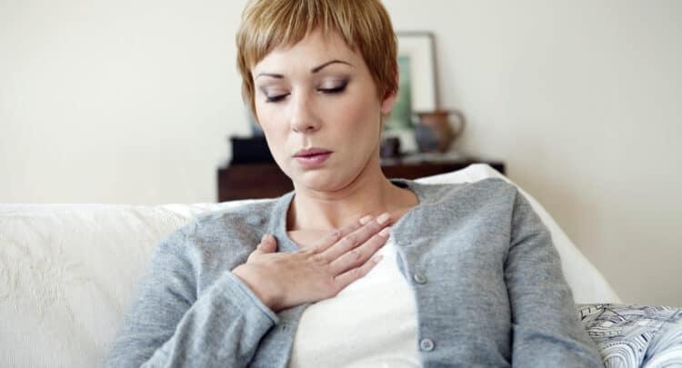 Dấu hiệu hội chứng tăng thông khí phổi