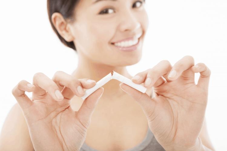 Bỏ hút thuốc lá