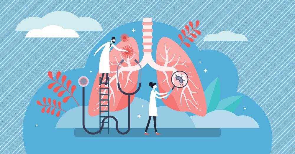 điều trị viêm phổi và viêm phế quản