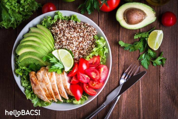 dinh dưỡng cho người mắc bệnh tiểu đường