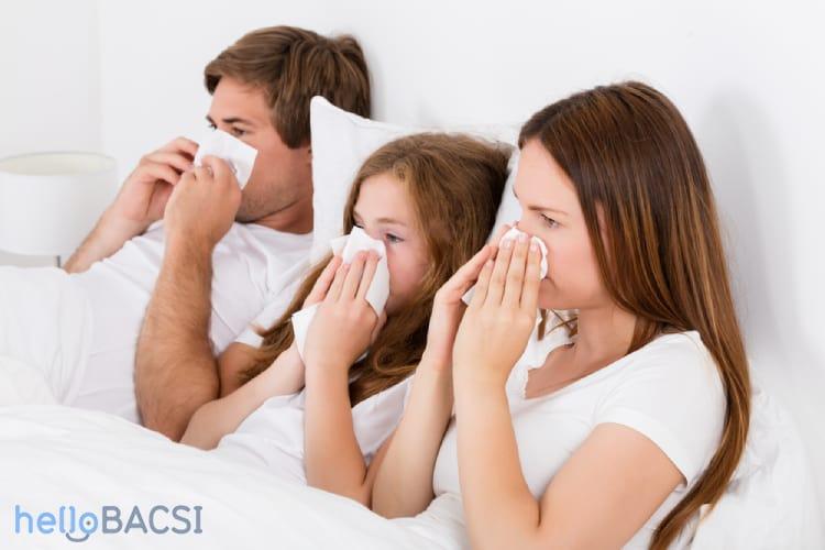 Cảm cúm lây qua những đường nào? Thời điểm dễ lây bệnh?
