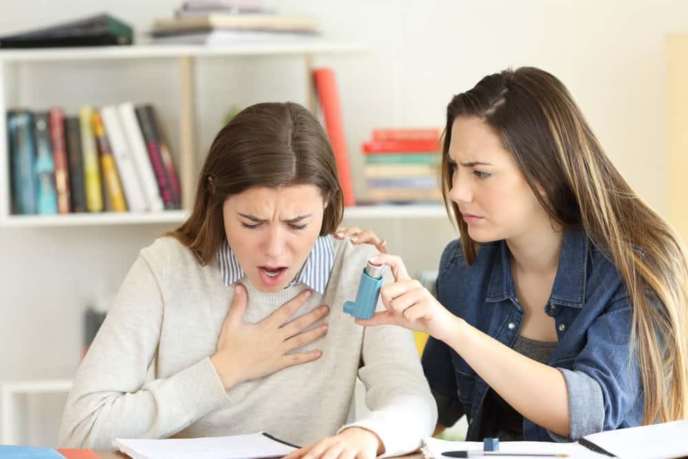 Bệnh hen suyễn có lây không? Nguyên nhân và các yếu tố nguy cơ