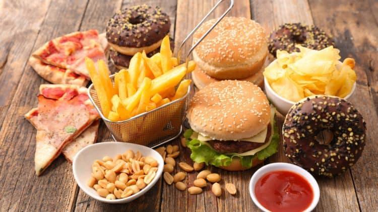 giảm thiểu thức ăn chế biến sẵn để phòng bệnh tiểu đường