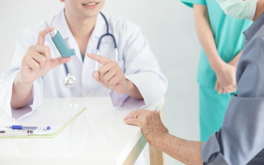 hỏi bác sĩ bệnh hen suyễn có lây không