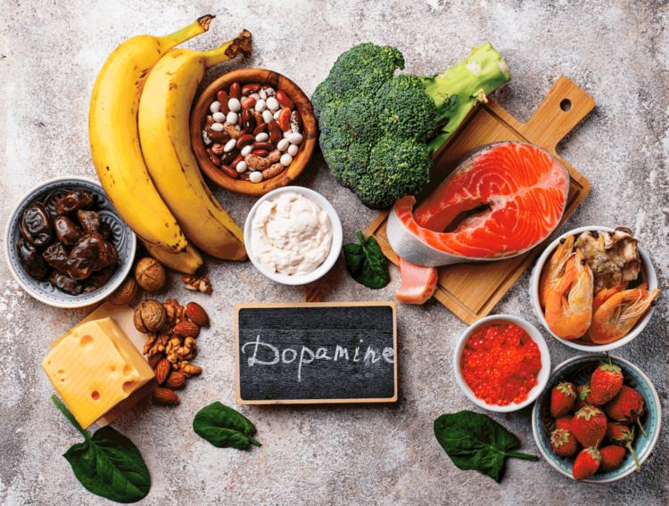 Cách tăng hormone dopamine nhờ thực phẩm giàu protein