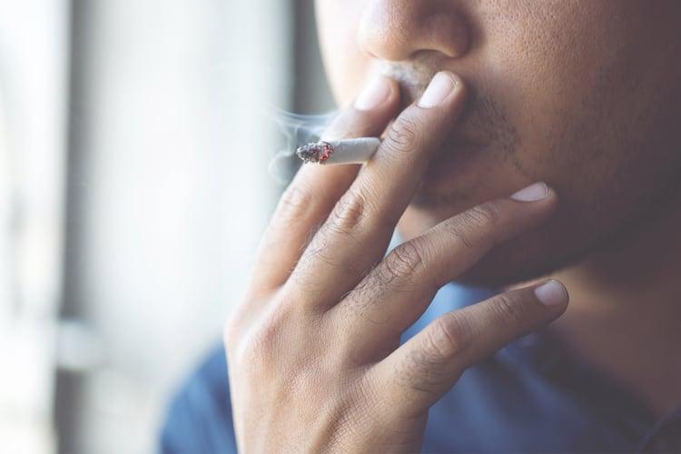 hút thuốc là