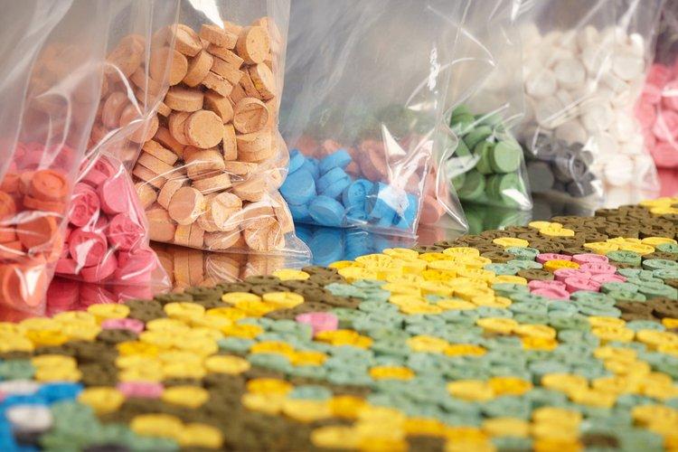 Lạm dụng thuốc lắc (MDMA)