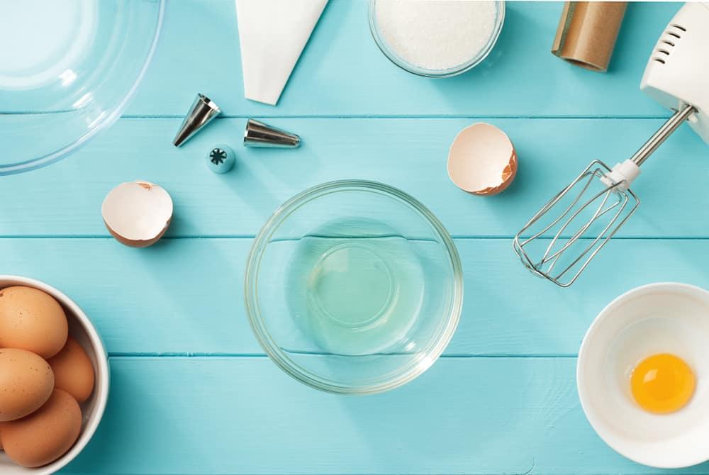Lòng trắng trứng có thể gây phản ứng dị ứng khi được dùng để trị phỏng