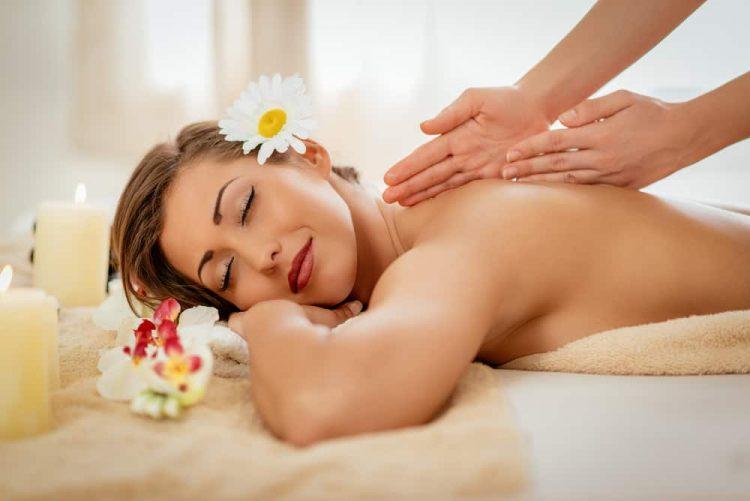 massage để hạ sốt