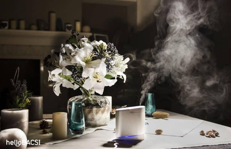 Cách sử dụng máy phun sương tạo ẩm tốt cho sức khỏe
