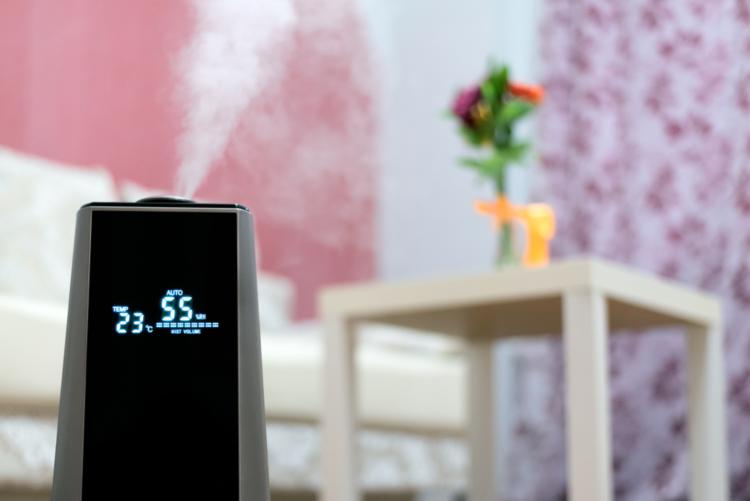 cách sử dụng máy phun sương tạo ẩm
