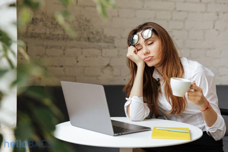 mệt mỏi là một triệu chứng bệnh tiểu đường ở nữ giới