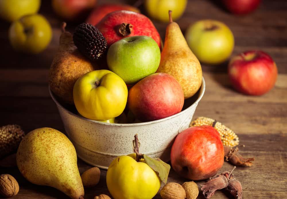 người bệnh tim nên ăn trái cây