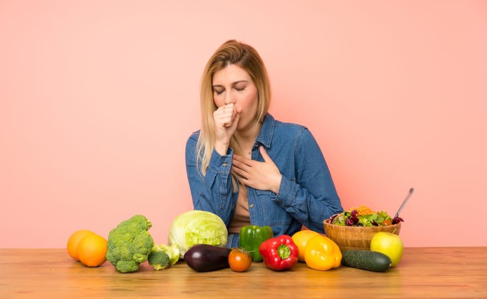 Người bệnh viêm phế quản kiêng ăn gì và nên ăn gì?