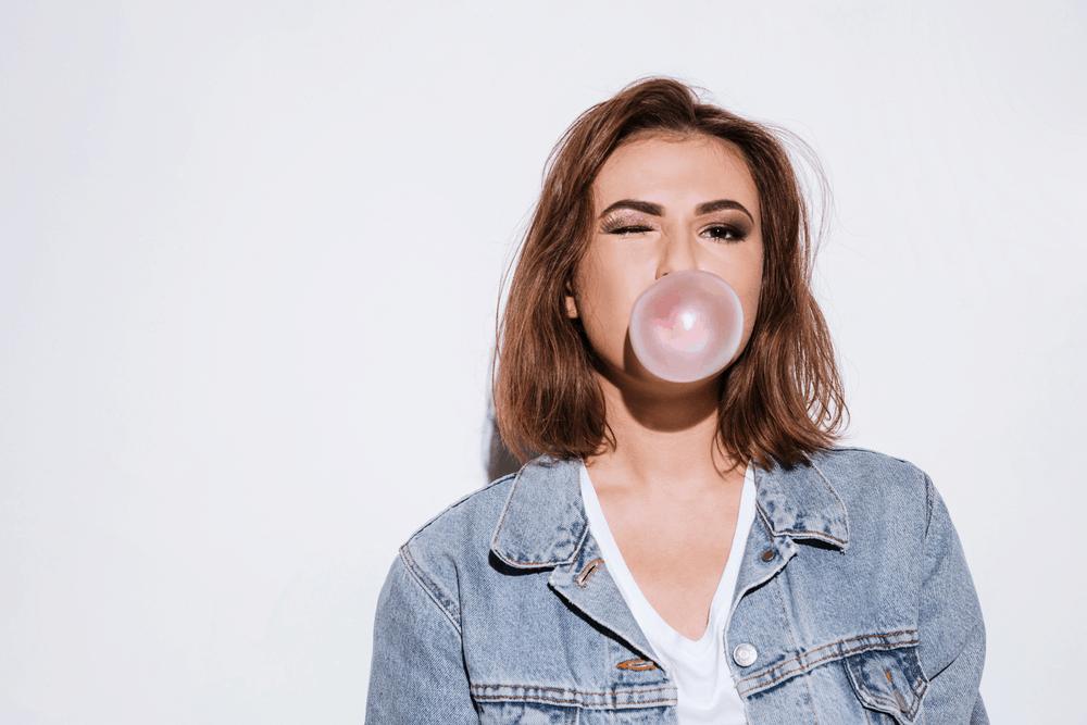 Hậu quả của việc nuốt kẹo cao su