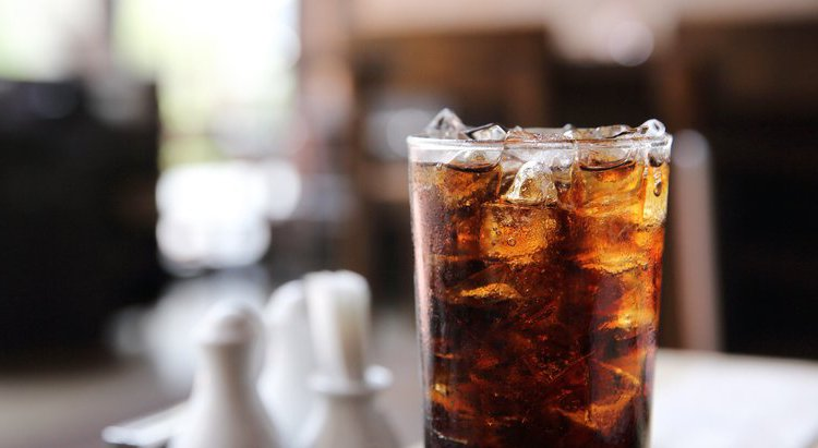 nước ngọt không có lợi cho trí não
