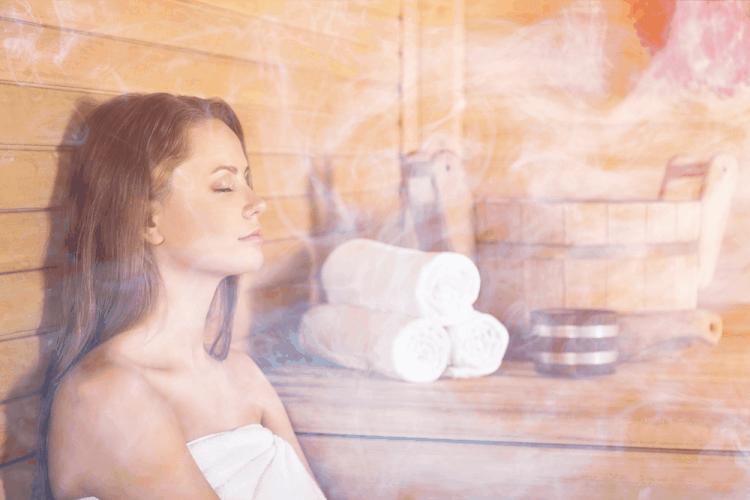 xông hơi giúp giảm triệu chứng cảm cúm