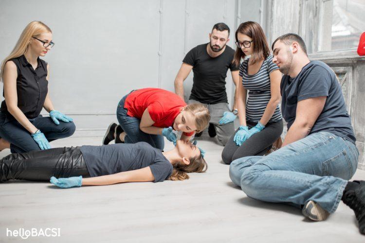 5 bước trong quy trình sơ cấp cứu