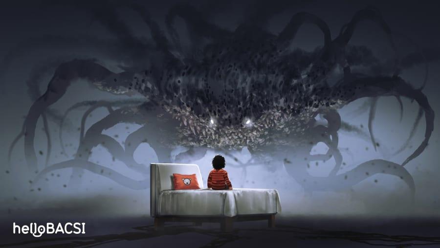 Dấu hiệu hạ đường huyết: gặp ác mộng khi ngủ
