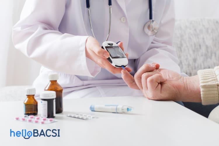xét nghiệm đường huyết là gì