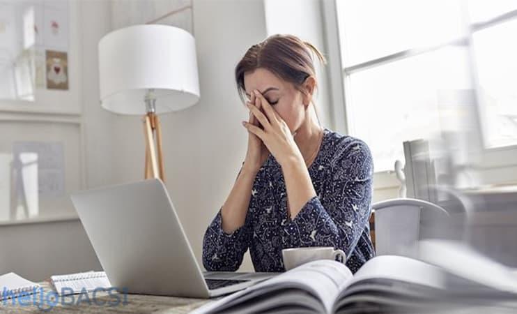 ảnh hưởng của stress
