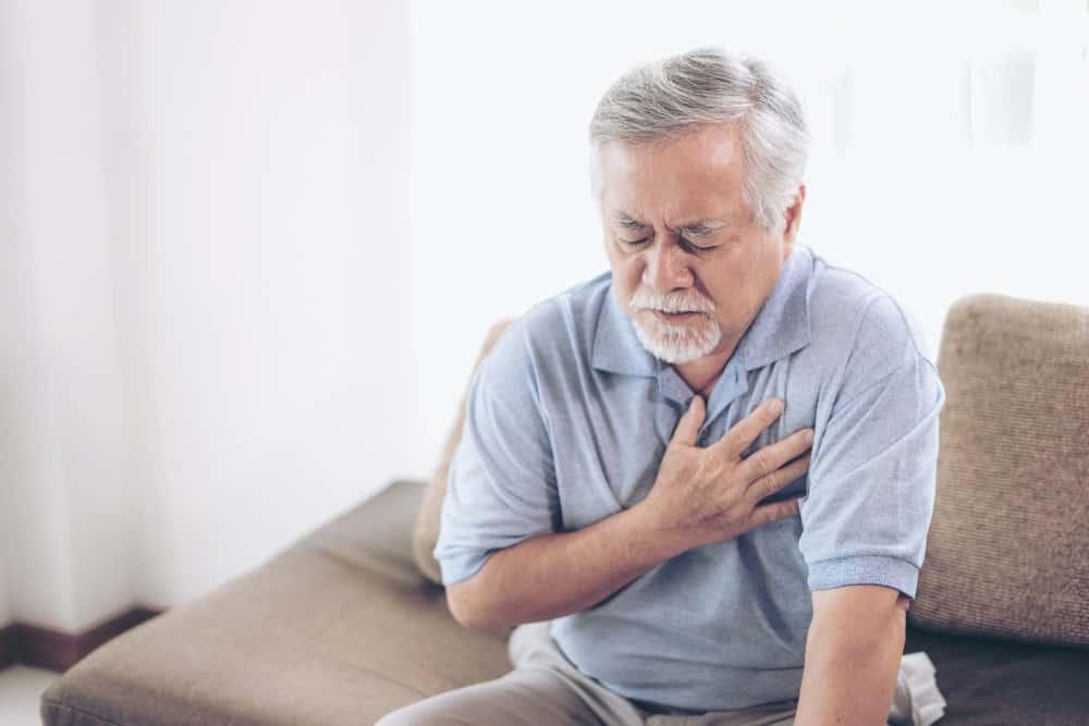 Suy tim có thể là biến chứng copd