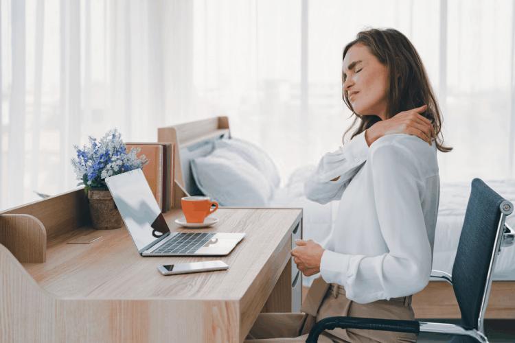 tác hại của ngồi thiền khiến bạn đau nhức người