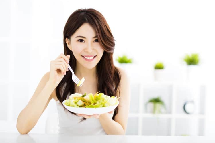 Ăn nhiều rau củ quả và các loại đậu