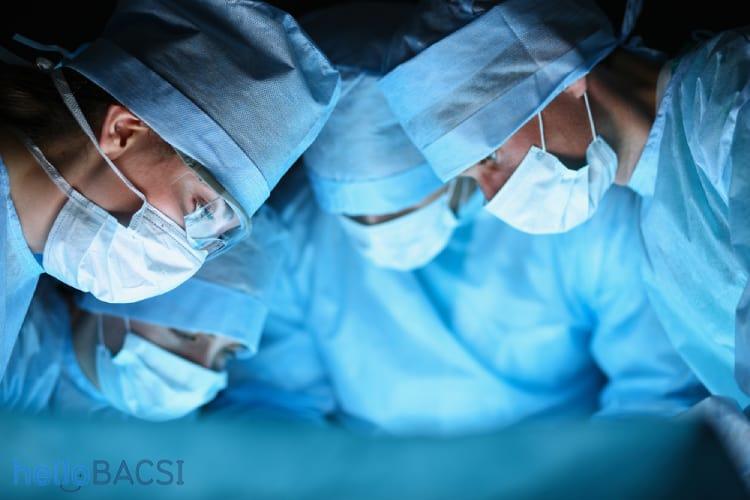 Phẫu thuật điều trị dấu hiệu ung thư lưỡi
