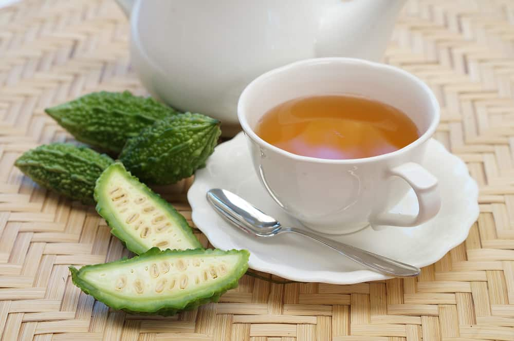 Cách làm trà khổ qua hỗ trợ chữa tiểu đường, hạ cholesterol