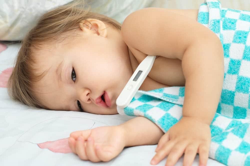 Trẻ em là đối tượng dễ bị cảm