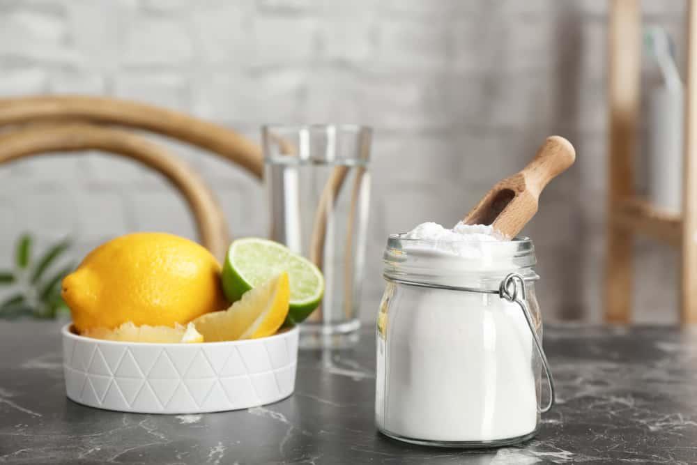 Phương pháp trị hôi nách bằng baking soda đơn giản hiệu quả
