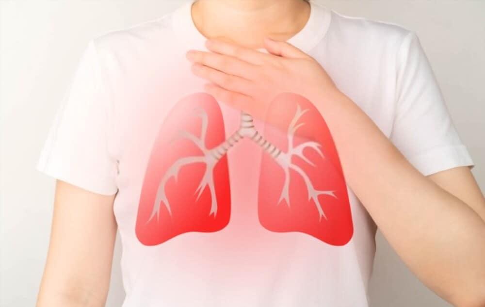 triệu chứng phù phổi