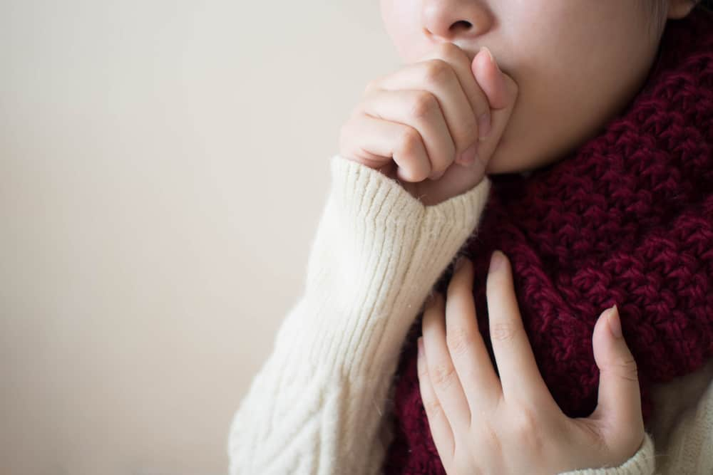 triệu chứng viêm phổi thùy