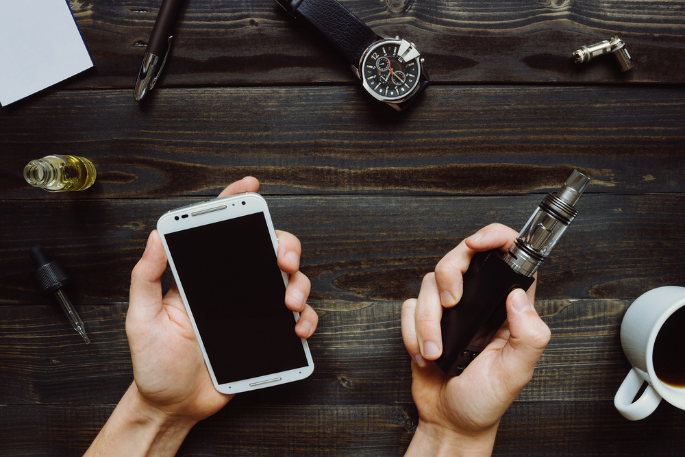 vapor apps for mobiles image