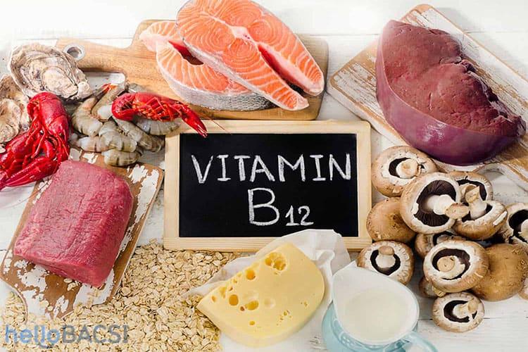 nên tăng cường vitamin B12 khi bị bệnh thần kinh ngoại biên