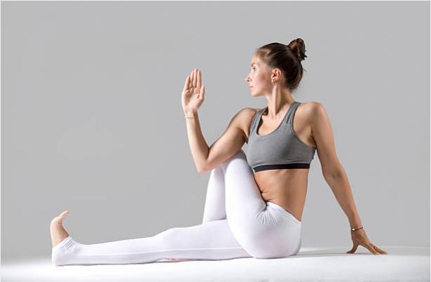 yoga điều trị hen suyễn